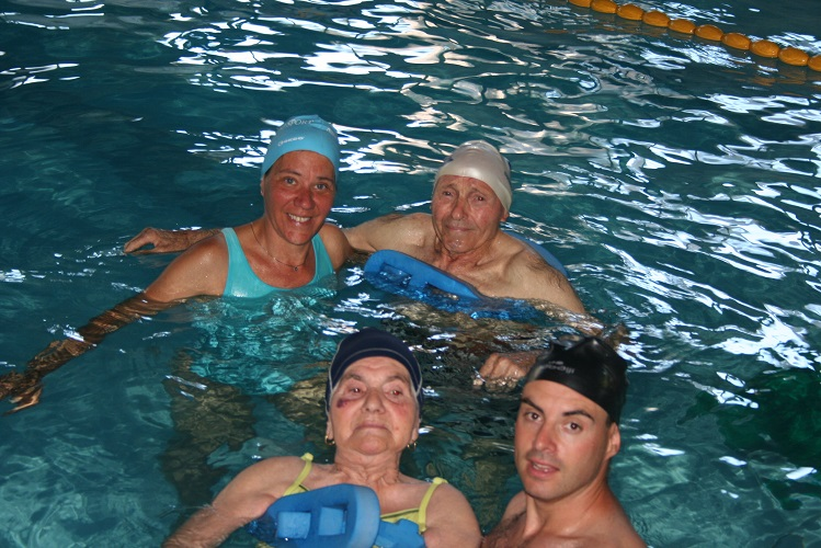 IDRO-ACTIVITY, Attività motorie in piscina con FKT