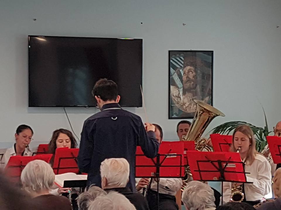 EVENTO MUSICALE CON LA BANDA DI VALLEBONA